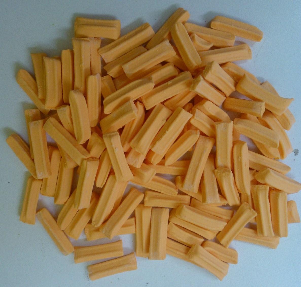 Mini Orange Sticks
