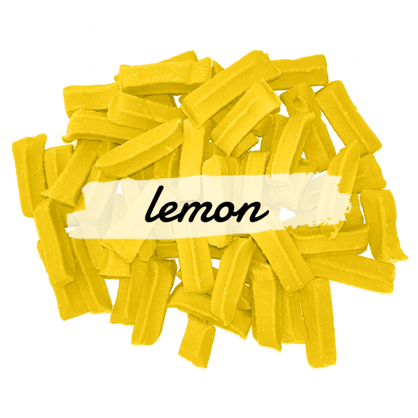 Mini Sticks - Lemon