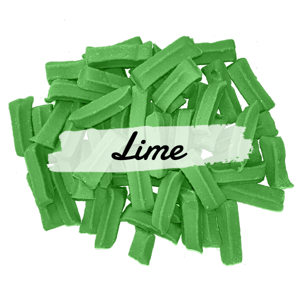 Mini Sticks - Lime