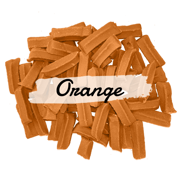Mini Sticks - Orange