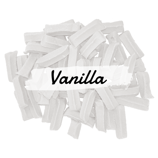 Mini Sticks - Vanilla