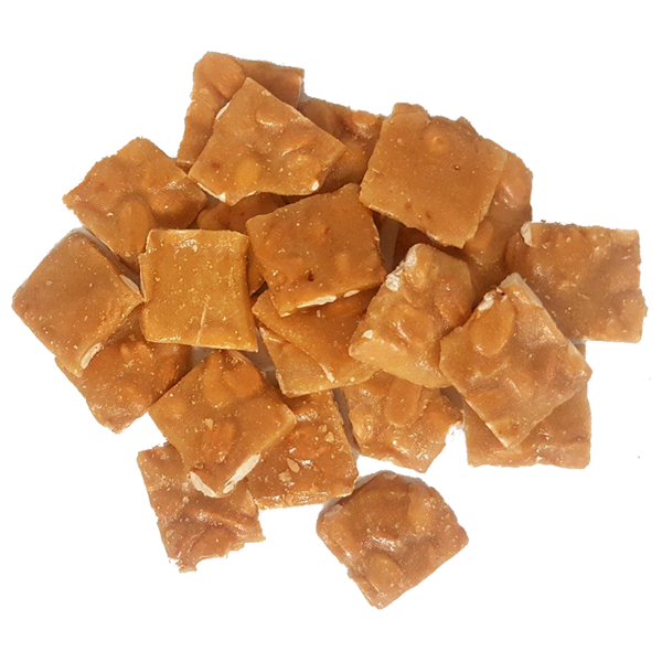 Peanut Brittle Bites | Cooks Confectionery