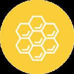 Thins Chocolate - Honeycomb